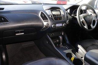 2010 Hyundai ix35 LM MY11 Highlander AWD Blue 6 Speed Sports Automatic Wagon