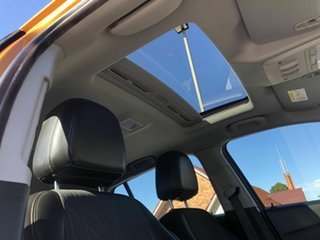 2017 Holden Trax TJ MY17 LT Orange 6 Speed Automatic Wagon