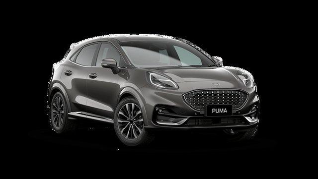 New Ford Puma JK ST-Line V Hamilton, 2021 Ford Puma JK ST-Line V Magnetic 7 Speed Automatic