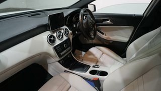 2016 Mercedes-Benz A-Class W176 806MY A200 DCT White 7 Speed Sports Automatic Dual Clutch Hatchback