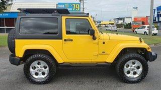 2015 Jeep Wrangler JK MY2015 Overland Yellow 5 Speed Automatic Hardtop