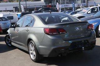 2016 Holden Commodore VF II MY16 SV6 Grey 6 Speed Manual Sedan.