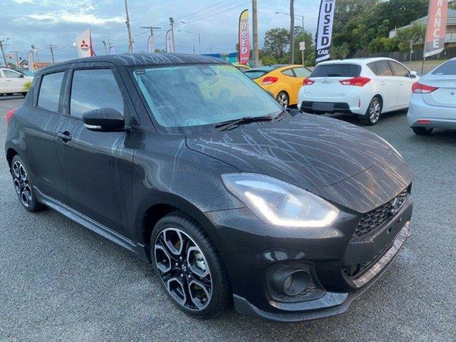 Used Suzuki Swift AZ Sport Gladstone, 2018 Suzuki Swift AZ Sport Black 6 Speed Manual Hatchback