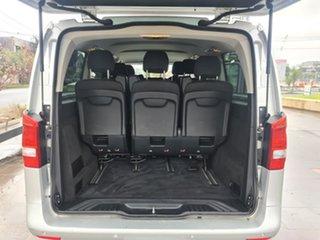 2016 Mercedes-Benz Valente 447 116BlueTEC 7G-Tronic + Silver 7 Speed Sports Automatic Wagon