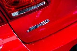2014 Holden Commodore VF SV6 Red 6 Speed Automatic Sedan