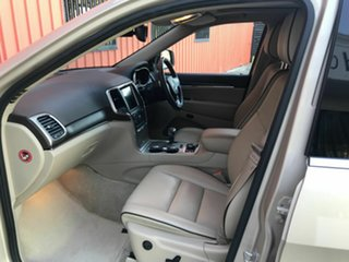 2015 Jeep Grand Cherokee WK MY15 Overland Gold 8 Speed Sports Automatic Wagon