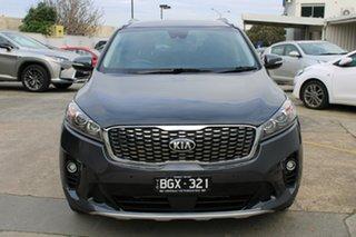 2020 Kia Sorento UM MY20 SI Grey 8 Speed Sports Automatic Wagon.