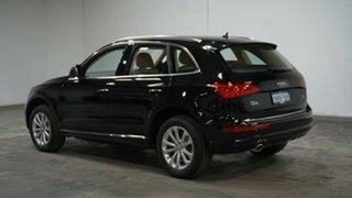 2015 Audi Q5 8R MY16 TDI S Tronic Quattro Black 7 Speed Sports Automatic Dual Clutch Wagon.