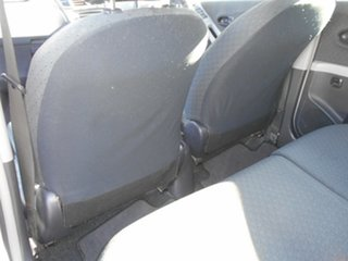 2010 Toyota Yaris NCP90R MY11 YR White 5 Speed Manual Hatchback