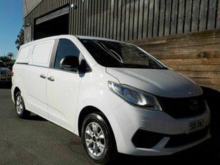 2016 LDV G10 SV7C White 5 Speed Manual Van.