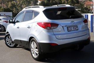 2010 Hyundai ix35 LM MY11 Highlander AWD Blue 6 Speed Sports Automatic Wagon.