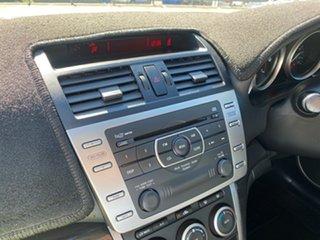2008 Mazda 6 GH Classic Blue 5 Speed Auto Activematic Wagon