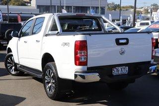2017 Holden Colorado RG MY17 LTZ Pickup Crew Cab White 6 Speed Sports Automatic Utility.