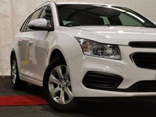 2016 Holden Cruze JH Series II MY16 CD Sportwagon Summit White 6 Speed Sports Automatic Wagon.