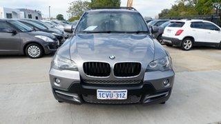 2008 BMW X5 E70 si Steptronic Grey 6 Speed Sports Automatic Wagon.