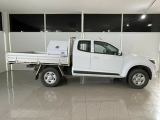 2019 Holden Colorado RG MY19 LS Space Cab White 6 Speed Sports Automatic Cab Chassis