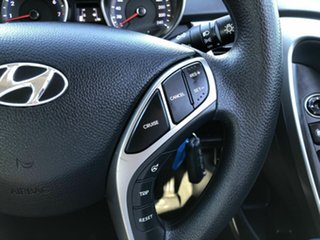 2013 Hyundai i30 GD2 Active Blue 6 Speed Manual Hatchback