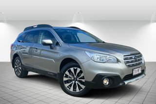 2015 Subaru Outback B6A MY16 2.5i CVT AWD Silver 6 Speed Constant Variable Wagon.
