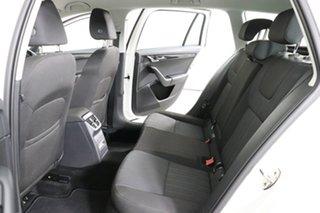 2019 Skoda Octavia NE MY19 110 TSI White 7 Speed Auto Direct Shift Wagon