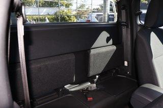 2018 Isuzu D-MAX MY17 SX Space Cab Black 6 Speed Manual Cab Chassis