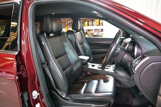 2017 Jeep Grand Cherokee WK MY17 Limited Red 8 Speed Sports Automatic Wagon