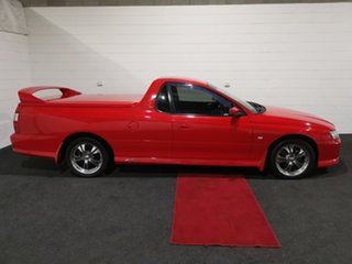 2006 Holden Ute VZ MY06 Red Hot 4 Speed Automatic Utility