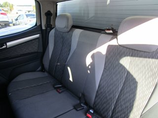 2013 Holden Colorado RG MY13 LX Crew Cab White 5 Speed Manual Cab Chassis