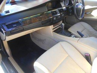 2004 BMW 5 Series E60 530i Steptronic Black 6 Speed Sports Automatic Sedan