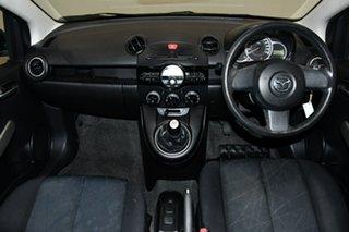 2011 Mazda 2 DE10Y1 MY11 Neo Grey 5 Speed Manual Hatchback