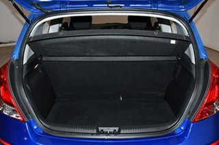 2012 Hyundai i20 PB MY13 Active Pristine Blue 4 Speed Automatic Hatchback
