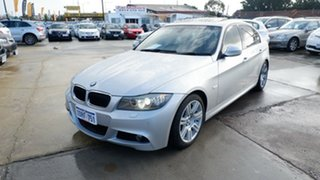 2011 BMW 3 Series E90 MY1011 320i Steptronic Lifestyle Silver 6 Speed Sports Automatic Sedan.