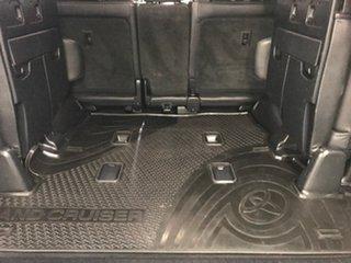 2017 Toyota Landcruiser VDJ200R Sahara Silver 6 Speed Sports Automatic Wagon