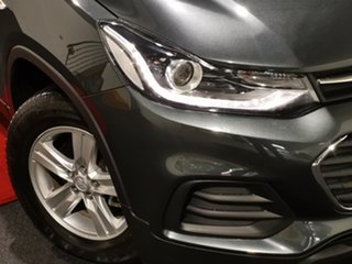 2017 Holden Trax TJ MY18 LT Son of a Gun Grey 6 Speed Automatic Wagon.