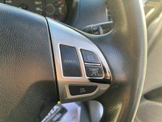 2011 Mitsubishi Triton MN MY12 GLX 4x2 Silver 4 Speed Automatic Cab Chassis