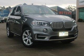 2014 BMW X5 F15 MY15 xDrive30d 8 Speed Automatic Wagon.