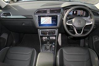 2021 Volkswagen Tiguan 5N MY21 162TSI Elegance DSG 4MOTION Grey 7 Speed Sports Automatic Dual Clutch