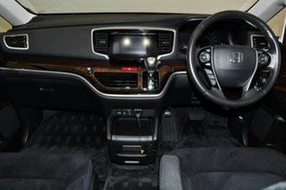 2015 Honda Odyssey RC MY16 VTi Grey 7 Speed Constant Variable Wagon