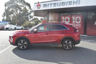 2021 Mitsubishi Eclipse Cross YB MY21 LS 2WD Red Diamond 8 Speed Constant Variable Wagon.