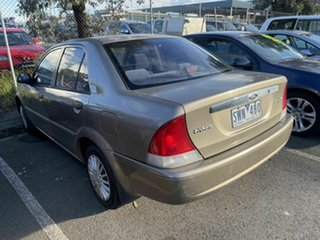 2000 Ford Laser KN LXI Brown 4 Speed Automatic Sedan.