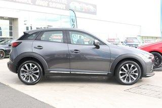 2020 Mazda CX-3 DK2W7A sTouring SKYACTIV-Drive FWD Machine Grey 6 Speed Sports Automatic Wagon.