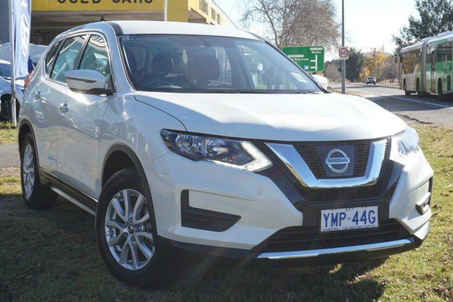 Used Nissan X-Trail T32 ST X-tronic 2WD Phillip, 2017 Nissan X-Trail T32 ST X-tronic 2WD White 7 Speed Constant Variable Wagon