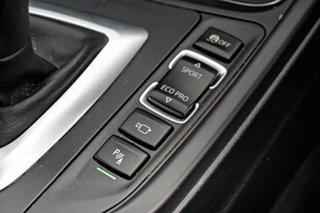2016 BMW 3 Series F30 LCI 330i Luxury Line Grey 8 Speed Sports Automatic Sedan