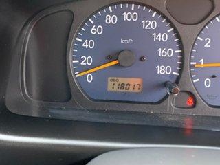 2003 Suzuki Ignis RG413 GA White 4 Speed Automatic Hatchback.