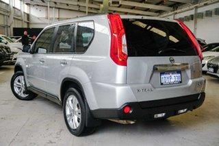 2012 Nissan X-Trail T31 Series IV ST 2WD Silver 6 Speed Manual Wagon.