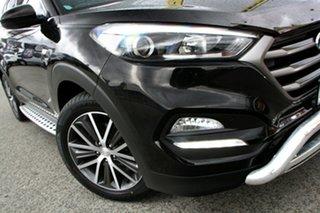 2016 Hyundai Tucson TL Active X 2WD Phantom Black 6 Speed Sports Automatic Wagon.