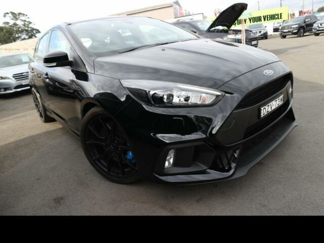 Used Ford Focus Kingswood, Ford FOCUS 2017.5 MY 5 DOOR SE RS NON LOCAL 2.3 TIVCT 6 SPD MAN