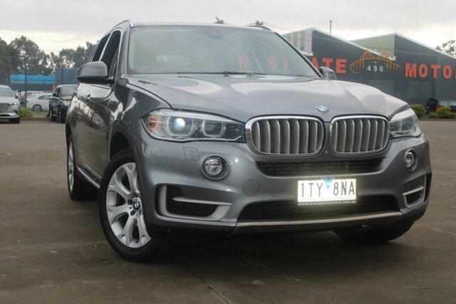 Used BMW X5 F15 MY15 xDrive30d West Footscray, 2014 BMW X5 F15 MY15 xDrive30d 8 Speed Automatic Wagon