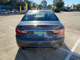2012 Hyundai i45 YF MY11 Active Grey 6 Speed Automatic Sedan