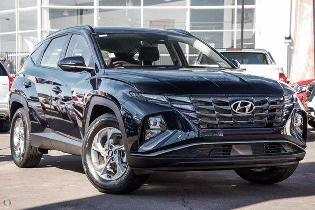 New Hyundai Tucson NX4.V1 MY22 2WD Oakleigh, 2021 Hyundai Tucson NX4.V1 MY22 2WD Blue 6 Speed Automatic Wagon