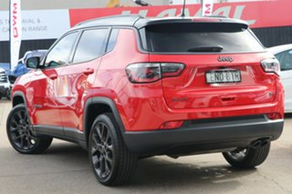 2020 Jeep Compass M6 MY20 S-Limited Red 9 Speed Automatic Wagon.